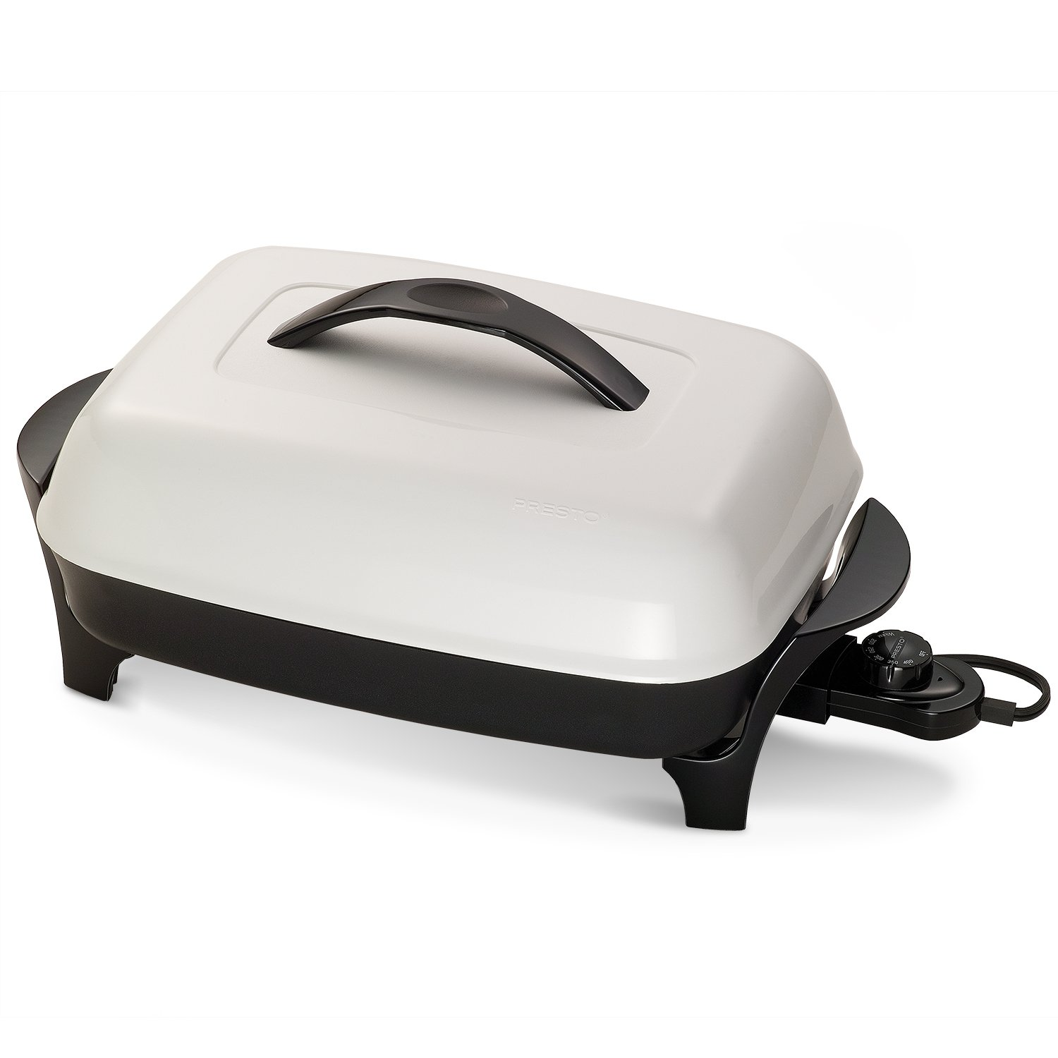 Electric Frying Pan ~ Presto inch electric skillet new free shipping