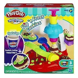 Play-Doh Sweet Shoppe Flip 'N Frost Cookies Set