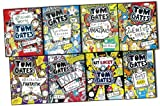 Liz Pichon Liz Pichon Tom Gates 8 Book Books Collection (The Brilliant World of Tom Gates, Excellent Excuses, Everything''s Amazing, Genius Ideas, Tom Gates is Absolutely Fantastic, Extra Special Treats-HB, Best Book Day Ever!(so far), A Tiny Bit Lucky-H