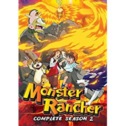 Monster Rancher: Complete Season 2