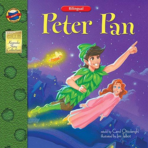 Peter Pan (English-Spanish Brighter Child Keepsake Stories)