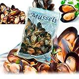 チリ産 殻付ムール貝 chiloe seafoods 500g ランキングお取り寄せ