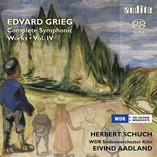 GRIEG / SCHUCH / AADLAND / COLOGNE WDR SYM ORCH