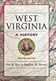 img - for West Virginia: A History by Otis K. Rice (1994-09-04) book / textbook / text book