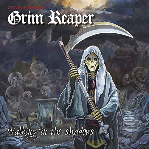 CD : GRIM REAPER - Walking In The Shadows