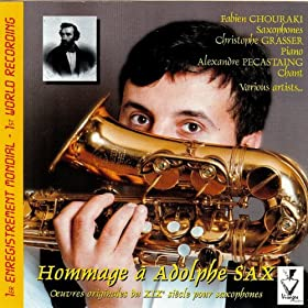Hommage � Adolphe Sax
