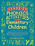 img - for Hands-On Phonics Activities for Elementary Children by Stangl Karen Meyers (2000-08-10) Paperback book / textbook / text book