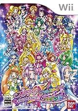 Wii「プリキュアオールスターズ」ダンスゲームが3月発売で予約開始