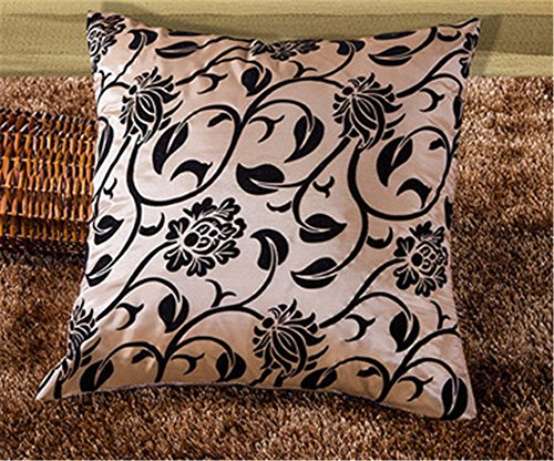 Coffee Damask Pillow Cases Cushion Covers collins essential chinese dictionary