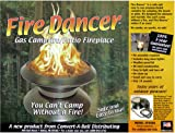 Convert-A-Ball FD500 Fire Dancer Gas Campfire
