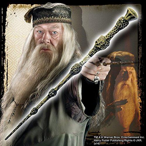 ワーナー・ブラザース公式 ハリー・ポッター 魔法の杖レプリカ アルバス・ダンブルドア