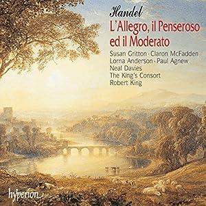 Handel: L'Allegro, il Penseroso, ed il Moderato