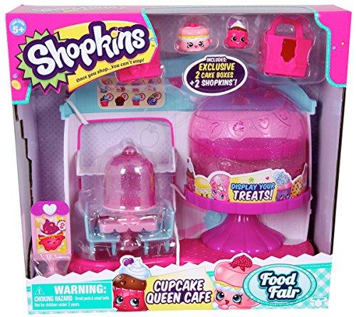 Shopkins Cupcake Queen Cafe JungleDealsBlog.com