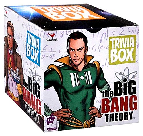 Big Bang Theory Trivia Box - 1
