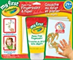 Crayola My First Mess Free Fingerpain...