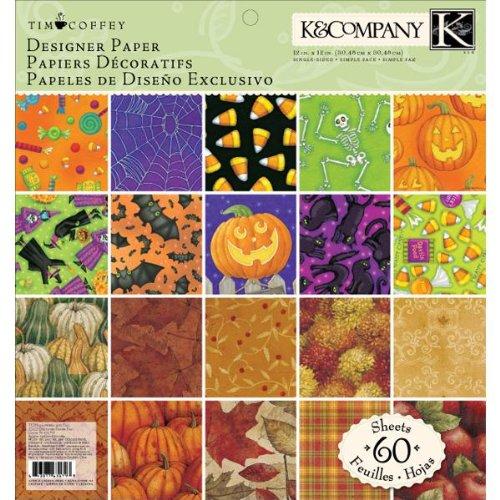 K&Company Tim Coffey Halloween and Fall Designer