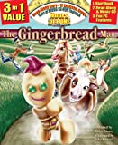 The Gingerbread Man All-in-One Classic Read Along Book /CD