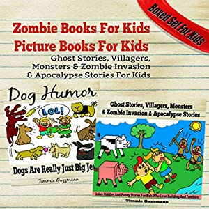 Zombie Books for Kids: Picture Books for Kids Audiobook