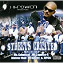 Streets Created Most Wanted
