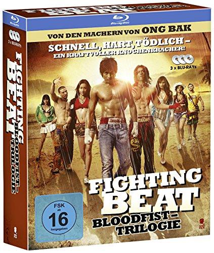 FIGHTING BEAT 1-3 DIE KOMPLETTBOX BD