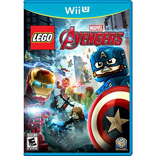 LEGO Marvel's Avengers - Wii U (Wii Power Brick compare prices)