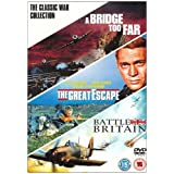 A Bridge Too Far/The Great Escape/Battle Of Britain [DVD]by Dirk Bogarde