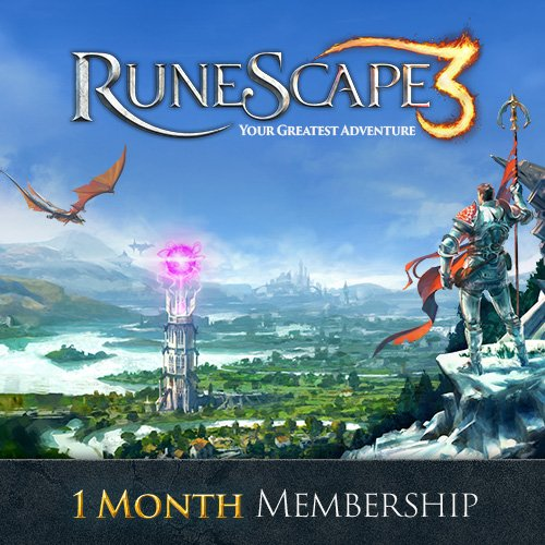 30 Day Membership: RuneScape 3 [Game Connect]