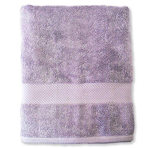 Waverly Durham Solid Bath Towel, Lavender