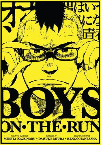 Boys on the Run [DVD]