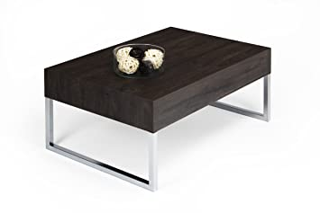 MESA DE CENTRO MOD. EVO XL ROBLE BROWN
