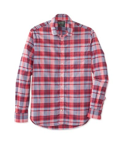 Gitman Vintage Men's Plaid Key Shirt