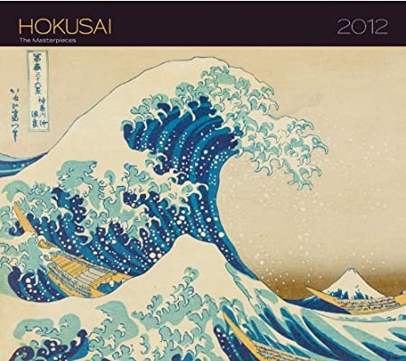 葛飾北斎浮世絵[2012年カレンダー]輸入/壁掛け (アート)