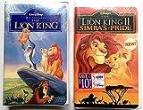 The Lion King I & II [VHS]