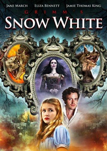 Grimm's Snow White [Blu-ray]