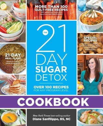 By Diane Sanfilippo - The 21-Day Sugar Detox Cookbook: Over 100 Recipes for Any Program Level (Original) (11/15/13)