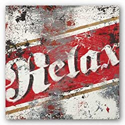 Relax by Rodney White 12&quot;x12&quot; Art Print Poster