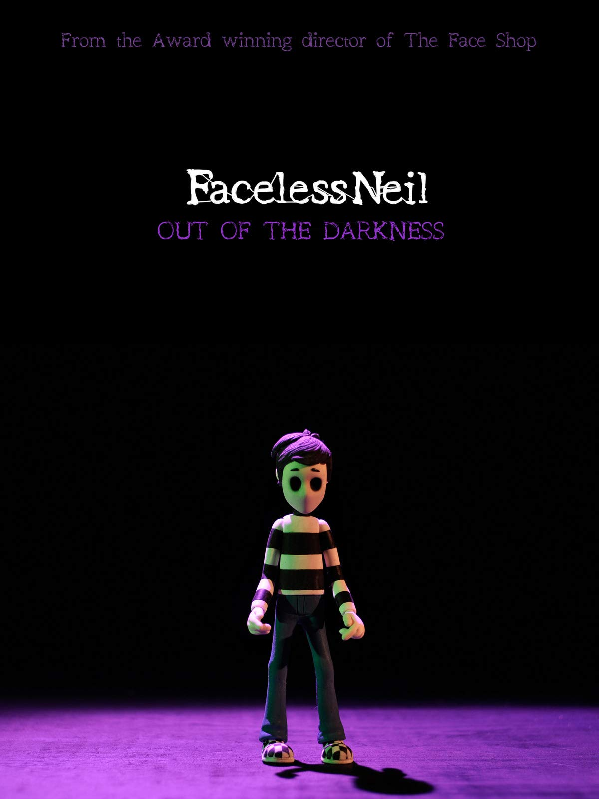 Faceless Neil: Out of the Darkness