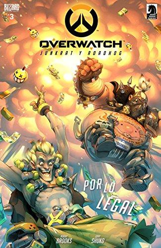 Overwatch (Castilian Spanish) #3