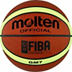 Molten Official Orange Basketball (Av...