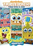 Spongebob Squarepants: Truth or Square / Who Bob What Pants / Whale of a Birthday