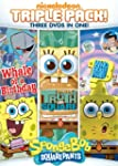 SpongeBob SquarePants Triple Feature:...
