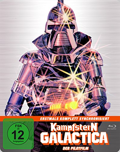Kampfstern Galactica - Der Pilotfilm - Steelbook [Blu-ray]