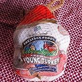アメリカ産 七面鳥丸(ローストターキー用) 12ポンド(5.4kg~)Prestage 【販売元:The Meat Guy(ザ・ミートガイ)】