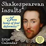 Shakespearean Insults 2016 Day-to-Day...