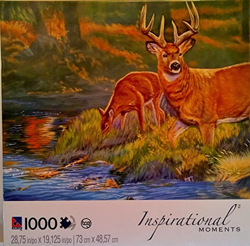 Mists Of Autumn Jigsaw Puzzle 1000 Pieces - 1