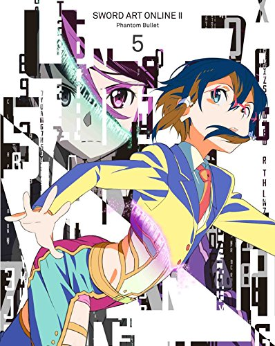 【Amazon.co.jp限定】ソードアート・オンラインII 5(クリアブックマーカーver.5付) (完全生産限定版) [Blu-ray]
