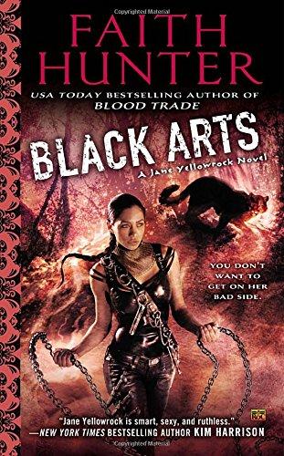 Image of Black Arts (Jane Yellowrock)