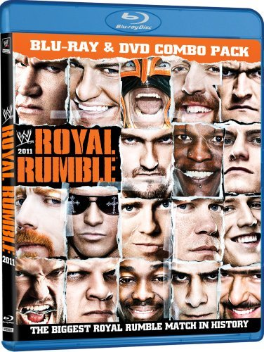 Wwe: Royal Rumble 2011 [Blu-ray] [Import]