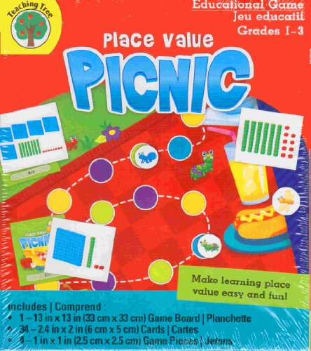 Place Value Picnic Educational Game (Place Value Games compare prices)