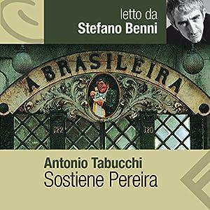 Sostiene Pereira Audiobook